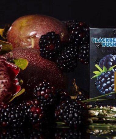 Dank Vapes Blackberry Kush