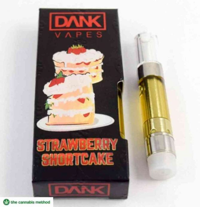 Strawberry Shortcake Dank Vapes