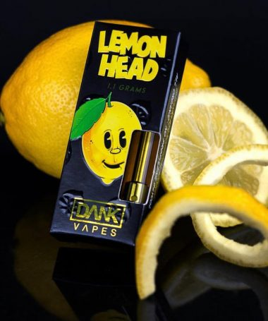 Lemon Head Dank Vapes