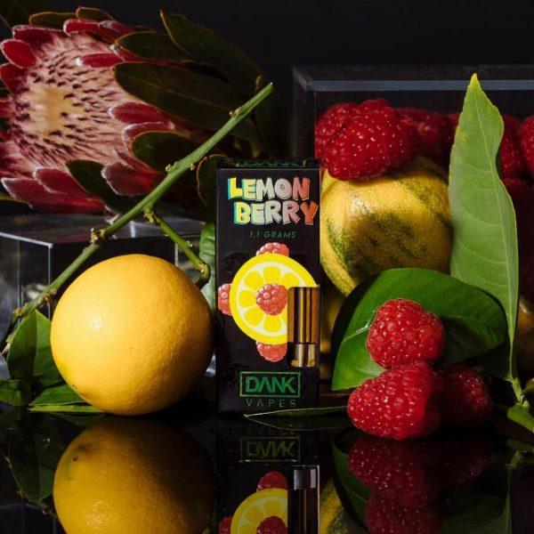 Lemon-Berry Dank Vapes