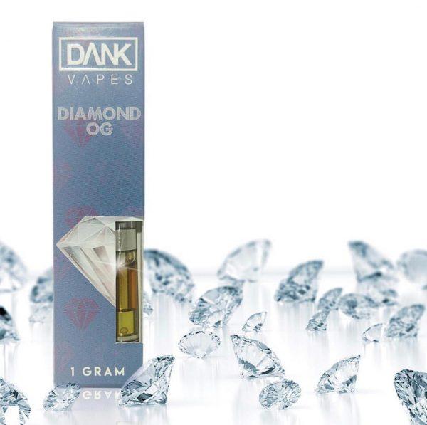 Diamond OG Dank Vapes