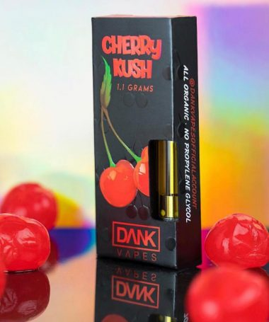 Dank Vapes Cherry Kush