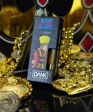 King Louie Dank Vapes