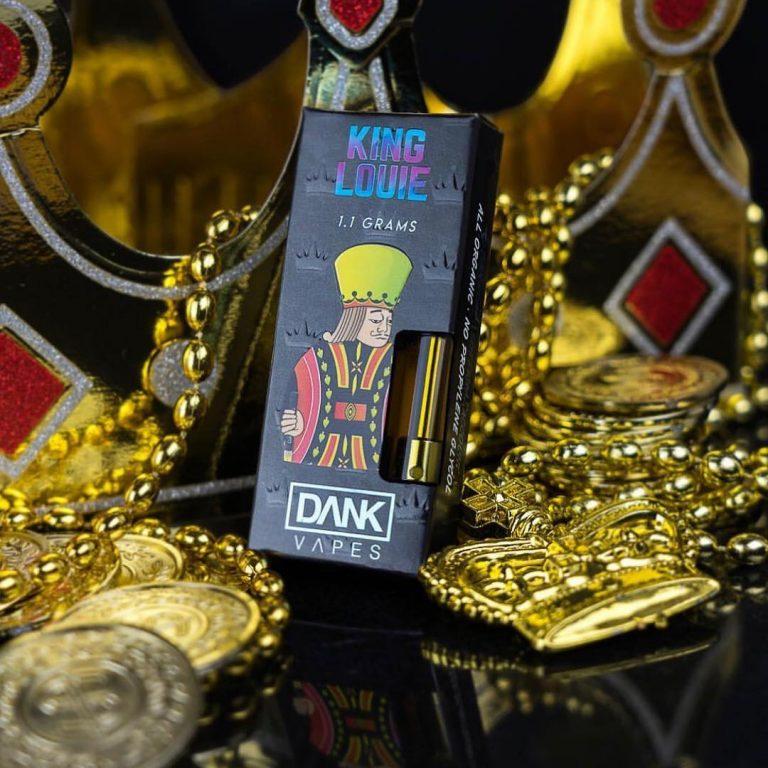 King Louie Dank Vapes